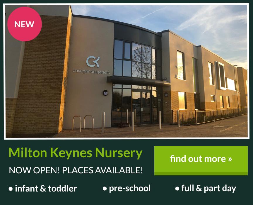 milton keynes nursery now open