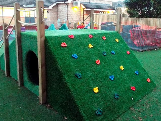 Caring Kindergartens Peterborough Outdoor Space