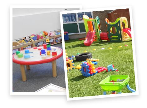 daycare nurseries
