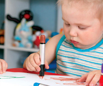 Caring Kindergartens expressive arts Peterborough