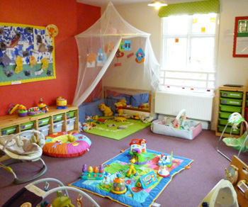 Caring Kindergartens Stratford-Upon-Avon childcare interior