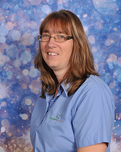 Clare Bing Nursery Manager